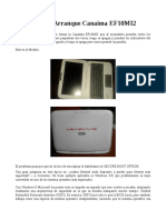 Solucion Pantalla Negra de La Canaima Modelo EF10MI2