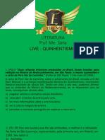 Plataforma Elite Mil Live Quinhentismo