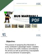 Bus Marshall