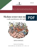 TEsis Doctoral en Sueco