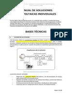 Manual de Soluciones Fotovoltaicas Individuales