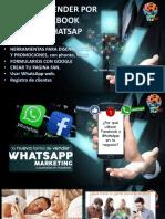 Seminario marketing por RRSS