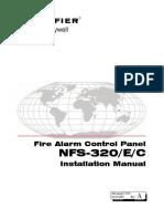 NFS-320 Installation Manual