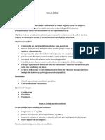 Guia Para Escoliosis y Pie Plano Jose