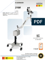 Testing Procedure Ultrasound Brochure