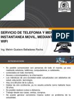 Seminario Telefonia Por Redes Wifi Con Elastix