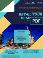 RETAIL TOUR SPAIN 2019