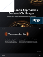 How Yalantis Deals With Backend Challenges
