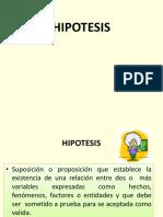 4 HIPOTESIS