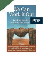 PODEMOS RESOLVERLO Marshall Rosenberg en Español