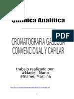 Cromatogradfía Útil Conceptos