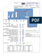 Basement Wall Design to BS81101997, BS80021994. BS 80041986 Etc