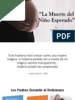 La Muerte Del Niño Esperado OFICIAL