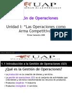 2. Gestion de Operaciones