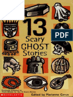 13 Scary Ghost Stories