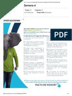 Examen Finanzas Corporativas semana 4