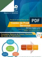 UNAD Presentacion Unidad 3 Conta-Costos