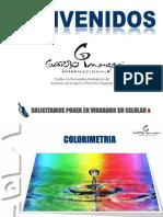 Garbo Imagen - Colorimetría