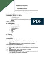 PRÁCTICA Nro 2 Propiedades Coligativas Elevación T Ebullición 19 19