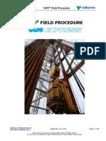 VAM Field Procedure - VAM Express