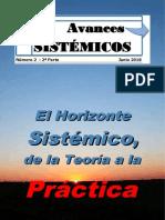 Avances Sistemicos n.2 06-2018 (2 Parte)