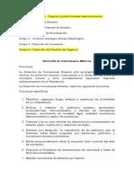 Dirección de Concesiones Mineras