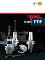 YG Tooling System New Catalogue