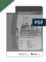 Manual Proc 3164UY Determinacion CrVI