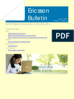 Ericsson Bulletin No 3-2011