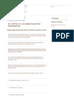 09 – CAPÍTULO IX – DA INABILITAÇÃO DOS ...NENTES | Capítulos da IN | LEI ROUANET