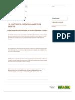 10 – CAPÍTULO X – DO PARCELAMENTO DE DÉBITOS | Capítulos da IN | LEI ROUANET