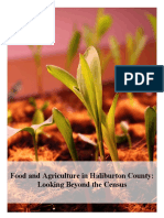food and agriculture in haliburton county web