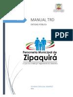 Personeria de Zipaquirá
