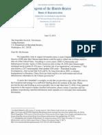 Jim Jordan to McAleenan DHS Drone Alert