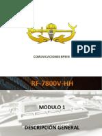 Ayudas Rf 7800v-Hh Instruccion
