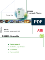 DCS800 Technical Presentation Es b NO Imprimir