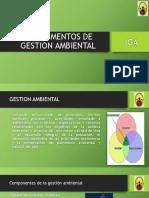 Instrumentos de Gestion Ambiental