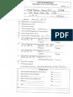 Neyland Stadium - Aramark Bowl Beer Permit Application Checklist