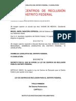 LEY DE CENTROS DE RECLUSION DEL DF.pdf