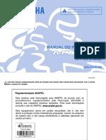 Manual Yamaha MT 09 - ABS