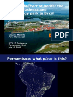 The Digital Port of Recife