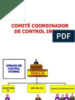 Comite Coordinador de Control Interno