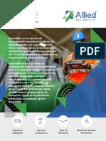Allied Reliability CBM Brochure Spanish
