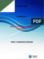 Aula III - Economia I