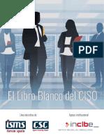 El libro Blanco del CISO