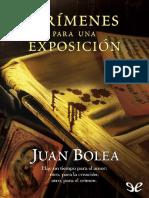 Crimenes Para una Exposicion - Juan Bolea.pdf