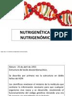 9. Nutrigenética