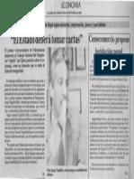 Edgard Romero Nava - Consecomercio Propone Legislacion Penal - El Diario de Caracas 03.10.1990