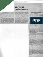 Edgard Romero Nava - Deben Reinvertirse Ganancias Petroleras - La Columna 15.09.1990