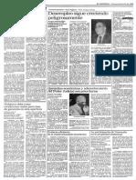 Edgard Romero Nava - Gobierno Debe Crear Condiciones Para Tasa de Ganancia en Esta Apertura - El Nacional 20.07.1990